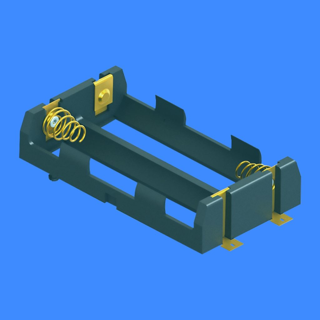 1124 Double SMD Holder