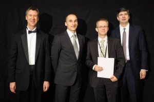 Award Honeywell 2012