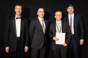 Award Honeywell 2012