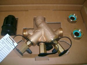 Honeywell Backflow Preventer