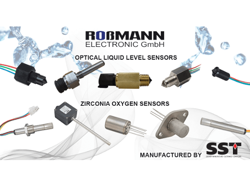 Rossmann Electronic GmbH Full Range of SST Sensing Ltd
