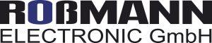 Roßmann Electronik GmbH Logo groß